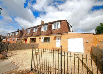 Thumbnail 4 bed semi-detached house for sale in Tilsdown Close, Dursley, Gloucestershire