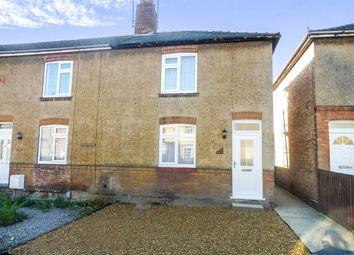 Thumbnail 2 bedroom end terrace house for sale in Burcroft Road, Wisbech