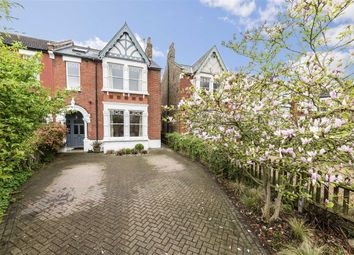 Thumbnail 5 bed semi-detached house for sale in Courtfield Gardens, London