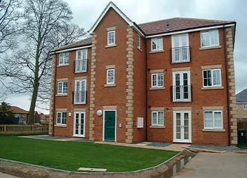Thumbnail 2 bed flat to rent in Loxley Close, Hucknall, Nottingham