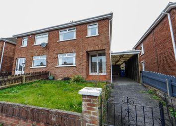 3 bed semi-detached house for sale in Orangefield Avenue, Orangefield, Belfast BT5