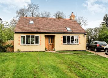 Thumbnail 3 bedroom bungalow to rent in Poachers Retreat, Thurning, Peterbrough