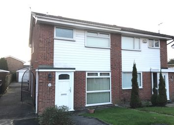 Thumbnail 3 bed semi-detached house for sale in Bardley Crescent, Prescot