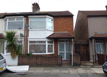 Thumbnail 3 bedroom end terrace house to rent in Essex Road, Barking