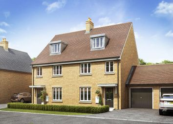 """Thumbnail 4 bed semi-detached house for sale in """"Easton - Plot 603"""" at Venus Avenue, Biggleswade"""