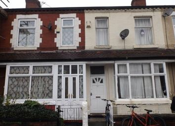 Thumbnail 3 bedroom terraced house for sale in Broadfield Road, Moss Side, Manchester, Greater Manchester