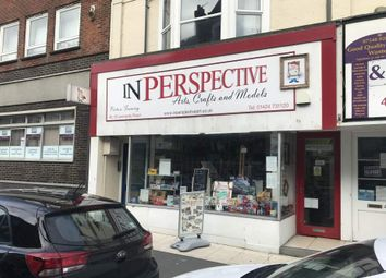 Thumbnail Retail premises to let in 45 St Leonards Road, Bexhill On Sea