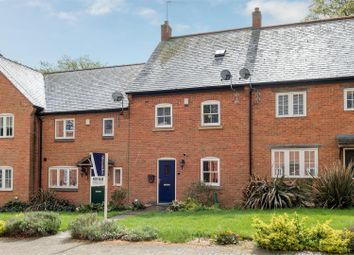Thumbnail 4 bed terraced house for sale in Rectory Gardens, Newbold Verdon, Leicester