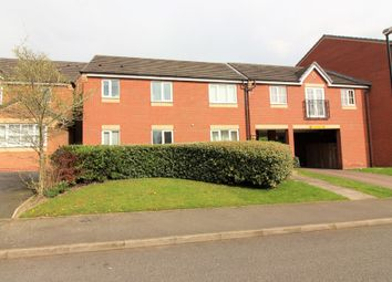 Thumbnail 2 bed flat for sale in Ampleforth Drive, Willenhall
