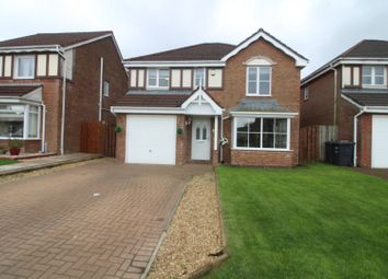 Thumbnail 4 bed detached house for sale in Ratho Drive, Glasgow