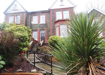Thumbnail 5 bed semi-detached house for sale in Vicarage Road, Penygraig, Tonypandy