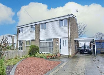 Thumbnail 3 bed semi-detached house for sale in St. Marys Drive, Hedon, Hull