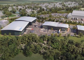 Thumbnail Industrial to let in Fuse, Fisherswood Road, Wixams, Bedford