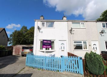 Thumbnail 2 bed end terrace house for sale in Tyn Rhos Estate, Gaerwen