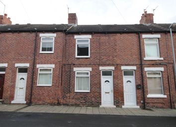 Thumbnail 2 bed terraced house for sale in Grafton Street, Glasshoughton, Castleford