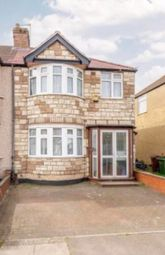 Thumbnail 3 bed semi-detached house to rent in Carmelite Road, Harrow