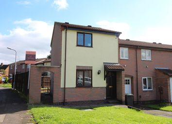 Thumbnail 2 bed town house for sale in Shelley Close, Nuthall, Nottingham