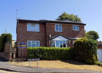 Thumbnail 4 bed detached house for sale in Hazel Grove, Leek, Staffordshire