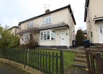 Thumbnail 3 bed semi-detached house to rent in St. Pauls Road, Hemel Hempstead