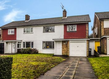 Thumbnail 3 bed semi-detached house for sale in Huntingfield, Addington, Surrey