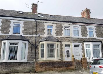 Thumbnail 4 bed terraced house for sale in Pyke Street, Barry