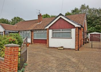 Thumbnail 3 bed semi-detached bungalow for sale in Abbots Hall Avenue, Clock Face, St Helens