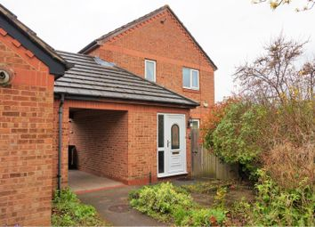 Thumbnail 2 bed semi-detached house for sale in St. James Drive, Evesham