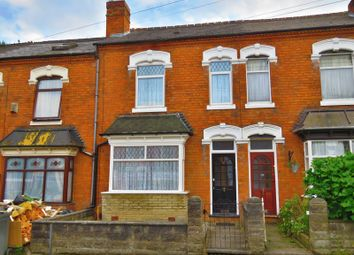 Thumbnail 3 bed terraced house for sale in Florence Road, Acocks Green, Birmingham