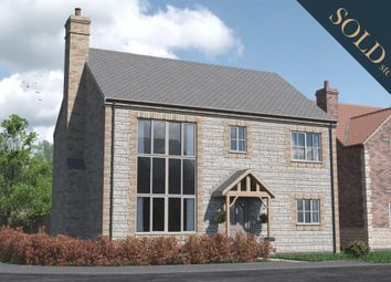 Thumbnail 3 bed detached house for sale in Plot 11, Saint Germaine Way, Scothern, Lincoln