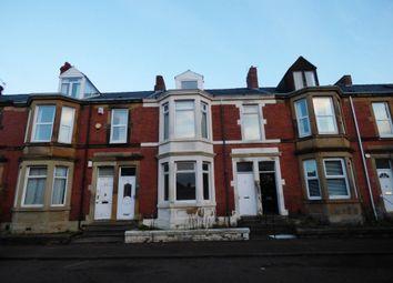 Thumbnail 2 bedroom flat for sale in Patterdale Terrace, Gateshead