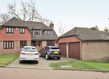 Thumbnail 4 bed detached house for sale in Elm Bank Drive, Bromley, Kent