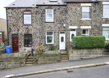Thumbnail 3 bed terraced house for sale in Whitwell Crescent, Stocksbridge, Sheffield
