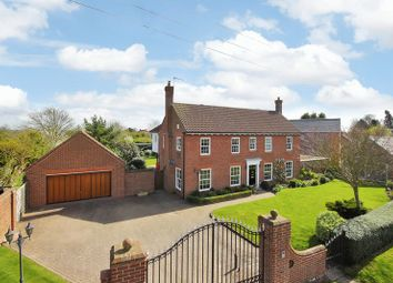 Thumbnail 5 bed detached house for sale in Mill Lane, Normanton-On-Trent, Newark
