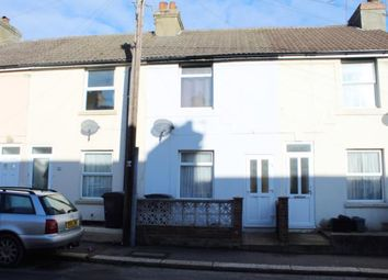Thumbnail 2 bed terraced house for sale in Wyndham Rd, Dover, Kent