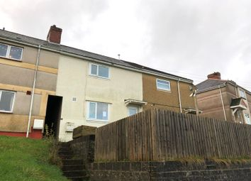 Thumbnail 2 bed terraced house for sale in Gomer Gardens, Townhill, Swansea