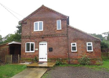 Thumbnail 2 bed cottage to rent in Church Lane, Frettenham, Norwich
