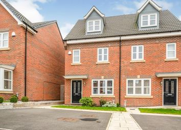 Thumbnail 3 bed semi-detached house for sale in Kensal Green, Widnes, Cheshire, .