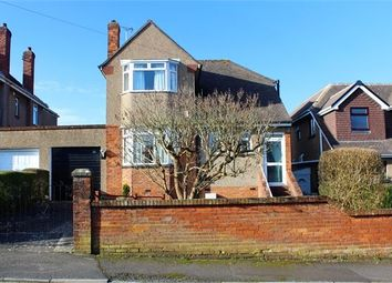 Thumbnail 3 bed detached house for sale in Worlebury Park Road, Worlebury, Weston-Super-Mare, North Somerset.