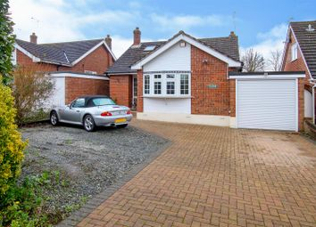 Thumbnail 2 bed detached bungalow for sale in Ongar Road, Stondon Massey, Brentwood