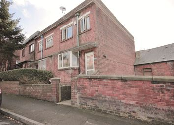 Thumbnail 4 bedroom end terrace house to rent in Shirebrook Road, Meersbrook, Sheffield