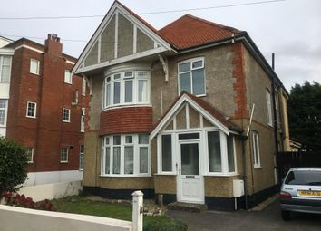 Thumbnail 2 bed flat to rent in Bolton Road, Southbourne, Bournemouth