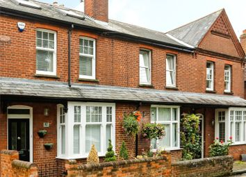 Thumbnail 4 bedroom terraced house for sale in Crown Road, Marlow, Buckinghamshire