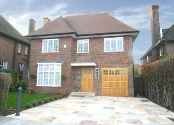 Thumbnail 5 bed property to rent in Kingsley Way, Hampstead Garden Suburb