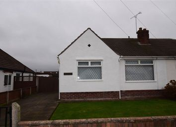 Thumbnail 2 bed semi-detached bungalow to rent in Shaw Lane, Wirral, Merseyside