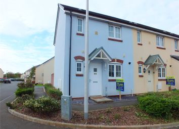 Thumbnail 2 bed end terrace house for sale in Belfrey Close, Hubberston, Milford Haven