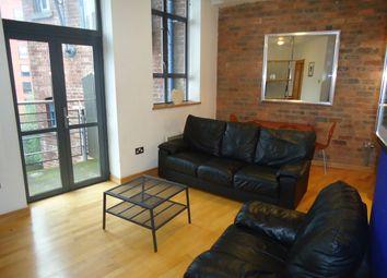 Thumbnail 1 bedroom flat to rent in 24 32 Bridge End, Leeds