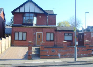 Thumbnail 1 bed flat to rent in Bury Old Road, Heywood