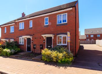 Thumbnail 2 bed semi-detached house for sale in Hallam Fields Road, Leicester