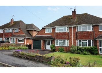Thumbnail 3 bed semi-detached house for sale in Penrice Road, Droitwich