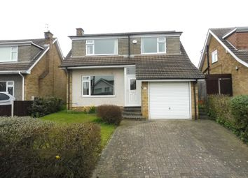 Thumbnail 4 bedroom detached house for sale in Grass Acres, Braunstone Town, Leicester